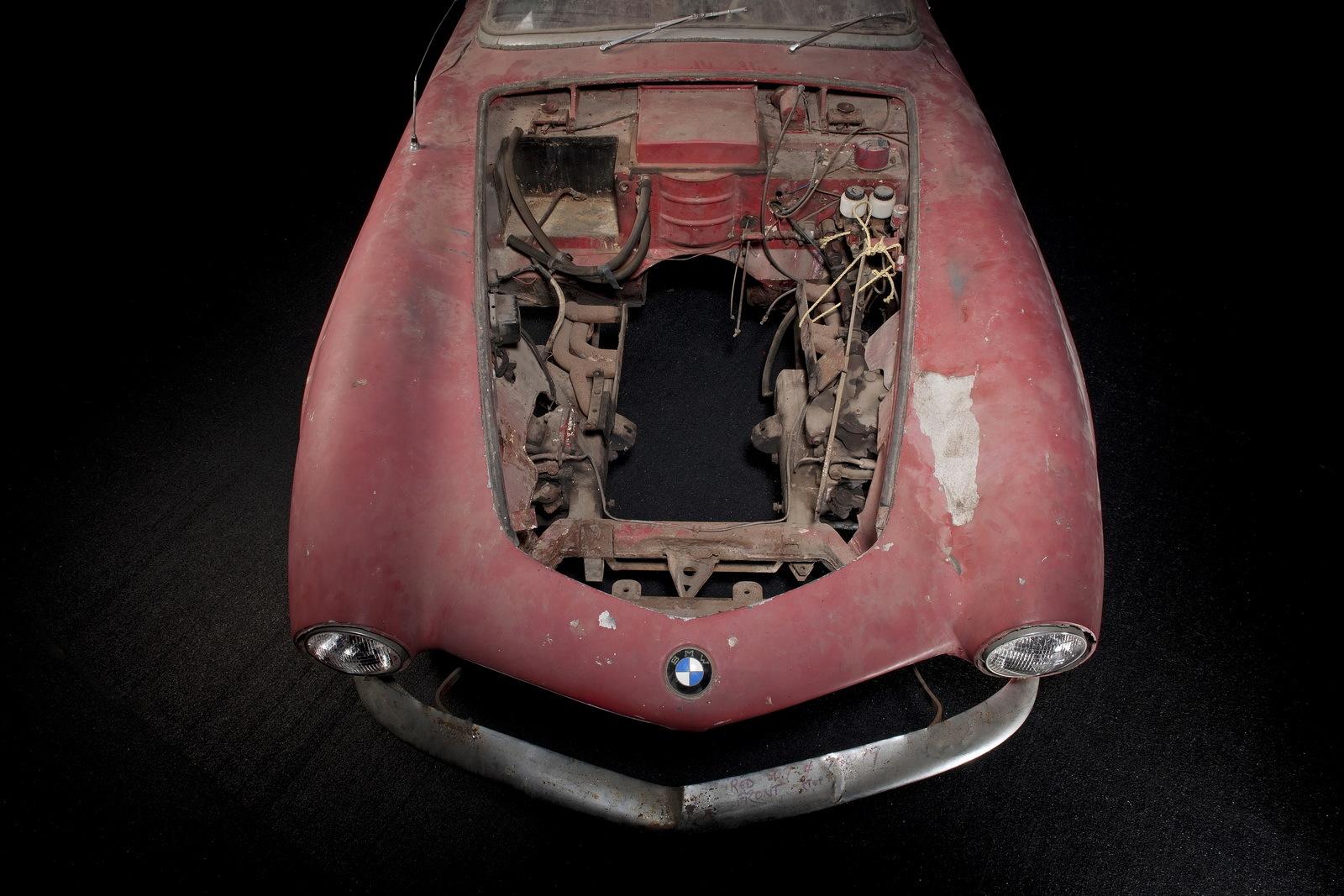 Foto de BMW 507 de Elvis Presley (14/121)