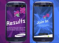 Así son las aplicaciones oficiales multiplataforma de Londres 2012: Resultados y Join In