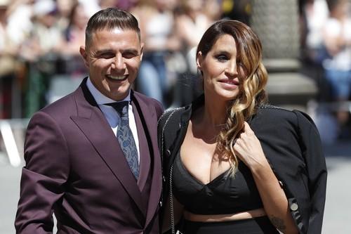 Los looks de los invitados a la boda de Sergio Ramos y Pilar Rubio