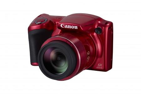 Powershot Sx410 Is Fsl Red