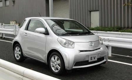 Toyota confirma el iQ eléctrico para el 2012