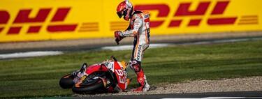 Marc Márquez y el elefante en la habitación: MotoGP ha cambiado mucho, él ya no es superior... y no se debe a su lesión