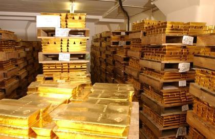Más oro del FMI a la venta
