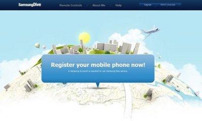SamsungDive te ayuda a encontrar tu dispositivo Samsung perdido o robado
