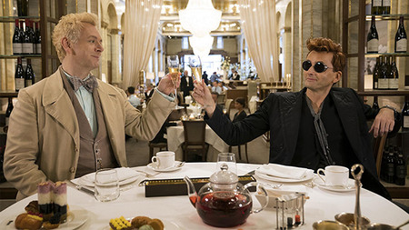Good Omens Buenos Presagios Serie Amazon Prime Video
