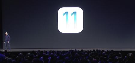 iOS 11 en seis puntos clave: todas las novedades del renovado sistema operativo de Apple