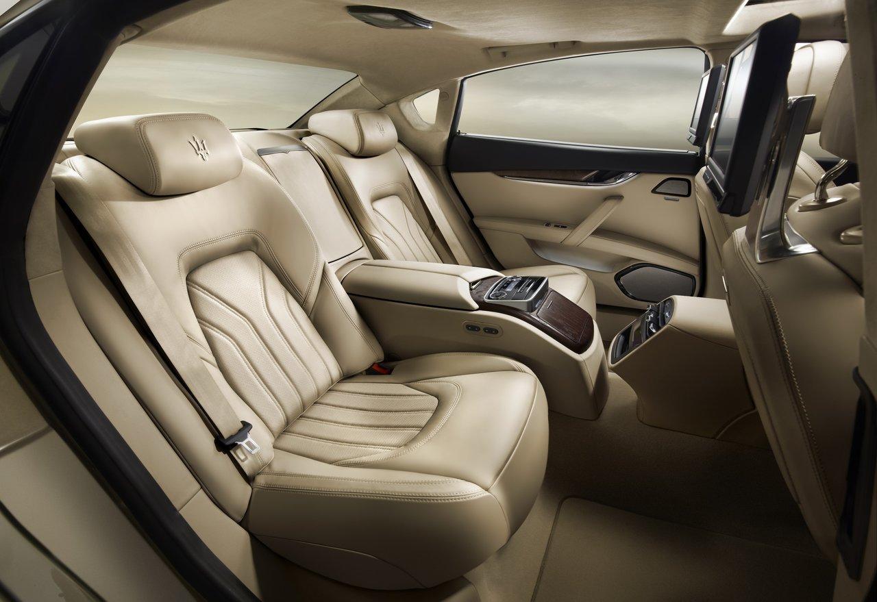 Foto de Maserati Quattroporte (2013) (8/47)