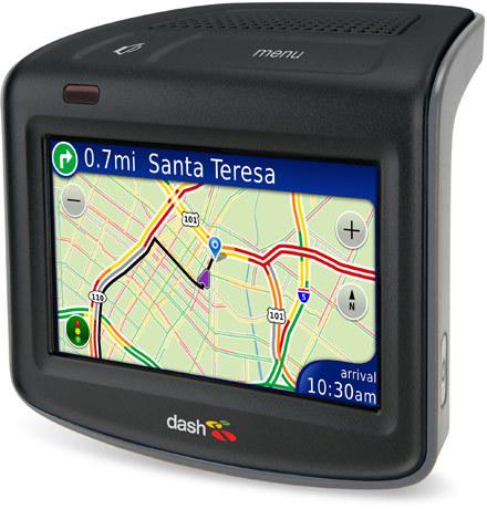 Dash Express, navegador GPS avanzado