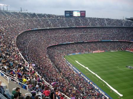 """Gritar """"¡Gol!"""" desde el móvil y reproducirlo en los altavoces de los estadios: la idea de Yamaha para los partidos sin público"""