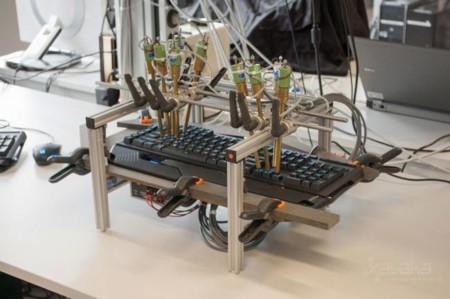Un periférico gaming no nace de la nada: así funciona el laboratorio I+D de Logitech en Laussane