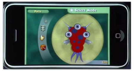 Spore, en versión Iphone