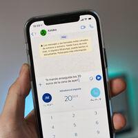 Enviar dinero por Bizum directamente desde WhatsApp: cómo se activa y funciona BBVA Cashup