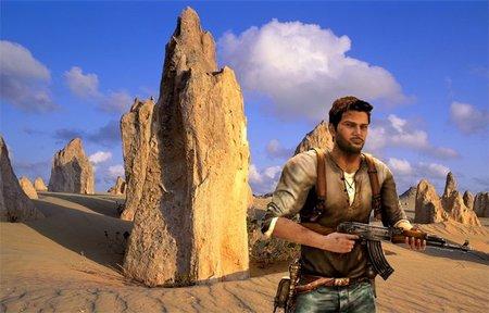 ¿Nuevo 'Uncharted' en el desierto?