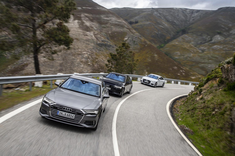 Foto de Audi A6 2018, toma de contacto (118/118)
