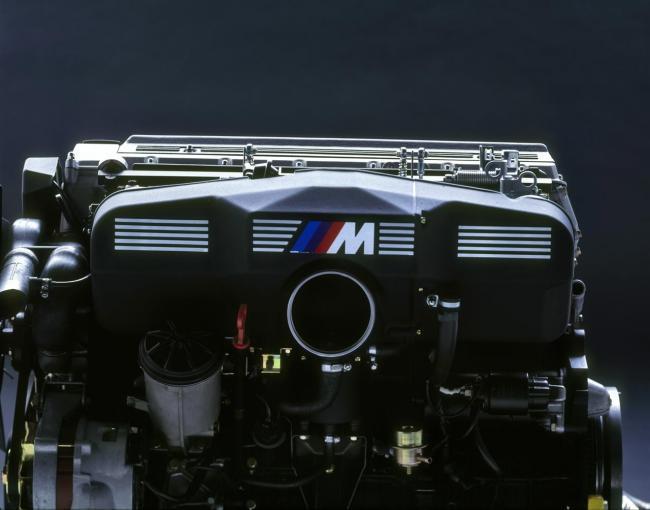 BMW M5 E34 motor