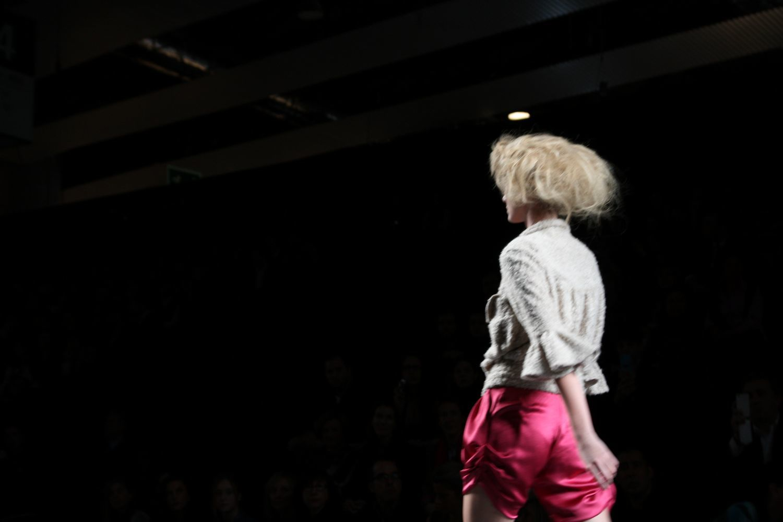Foto de Alma Aguilar en la Cibeles Madrid Fashion Week Otoño-Invierno 2011/2012 (15/126)
