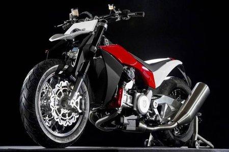 Husqvarna Mille 3 Concept: no sabría como calificarla