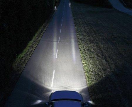 Sistemas de iluminaci n avanzados en coches - Que es la luz led ...