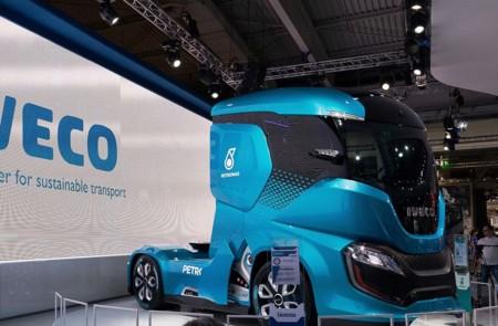 ¿Quieres saber cómo serán los trailers del futuro? Échale un vistazo al Iveco Z Truck