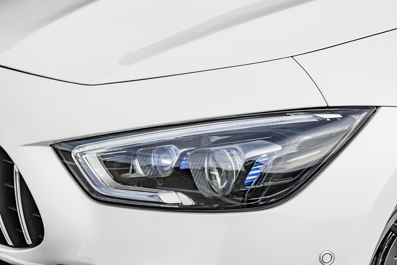 Foto de Mercedes-AMG GT (4 puertas) (10/40)