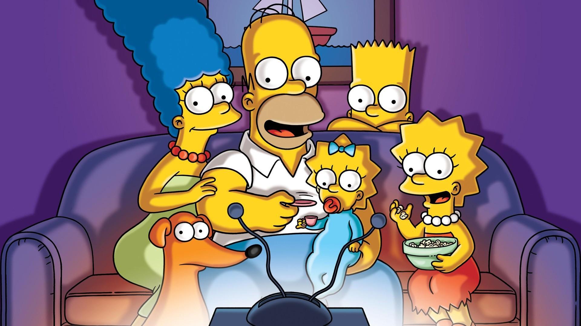 Foto de Fondos de pantalla de Los Simpsons (6/16)