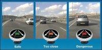 MobilEye AWS, a la distancia de seguridad adecuada