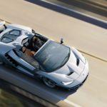 Lamborghini Centenario Roadster, el convertible que celebra un mito