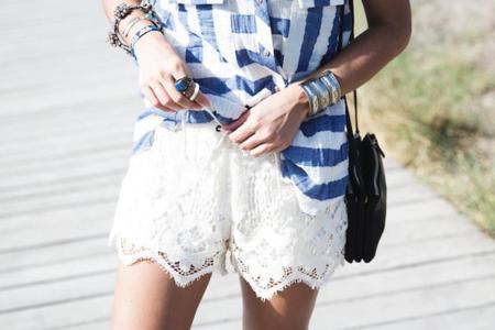 Estos shorts (rebajados) son perfectos para los días de más sol y calor