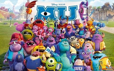 'Monstruos University', tan entretenida como prescindible