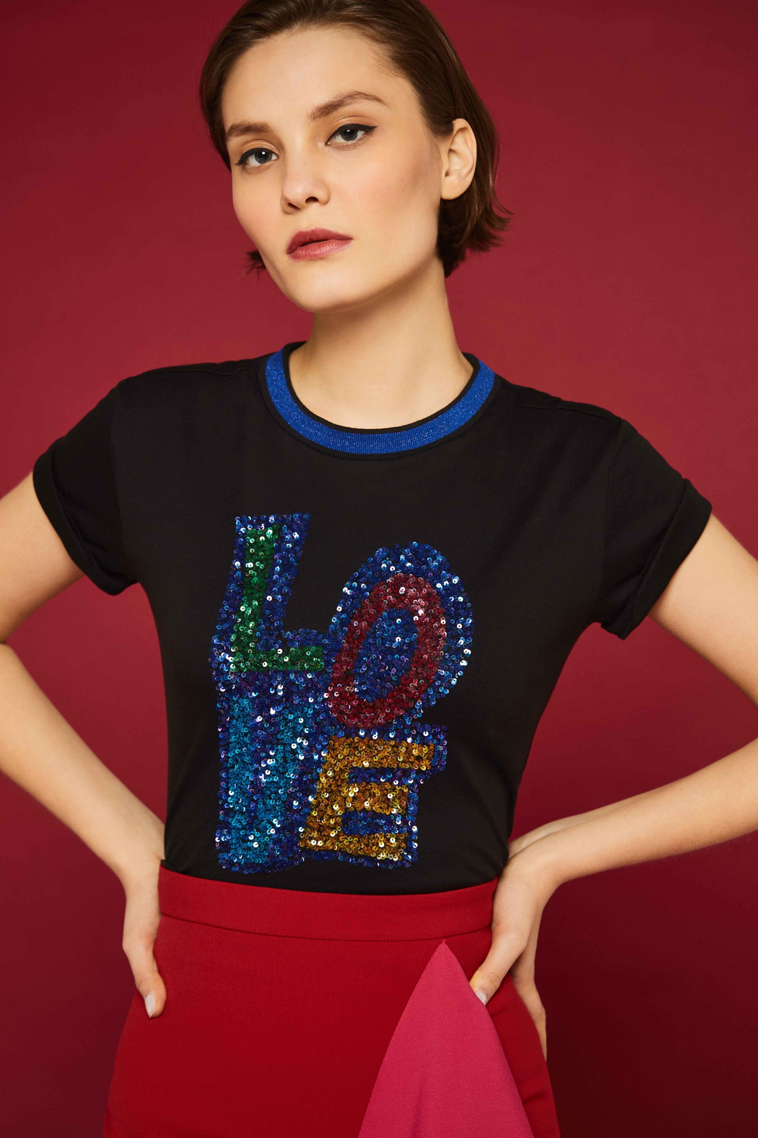 Foto de Uterqüe colección entretiempo 'Tell me love' (13/25)
