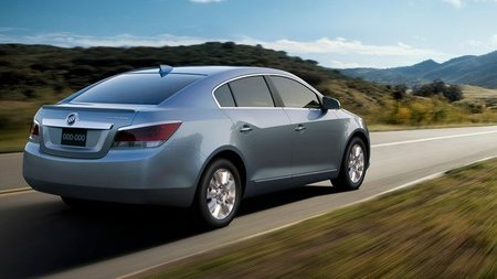 General Motors retomará los semihíbridos con el 2012 Buick LaCrosse