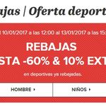 Rebaja 10% extra en Sarenza