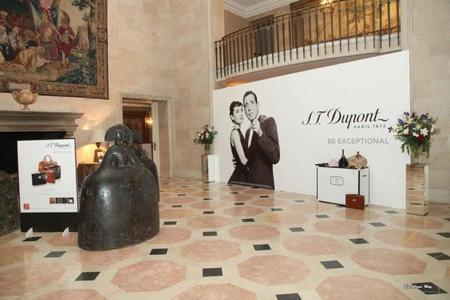 La Embajada de Francia celebra el 140 Aniversario de ST Dupont