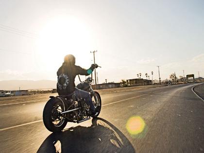 Seis motores para una historia, Harley Davidson Panhead (3)