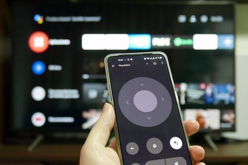 Android TV esconde un mando secreto en el móvil: así puedes usarlo