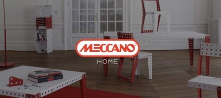 Meccano Home, a construir tus propios muebles