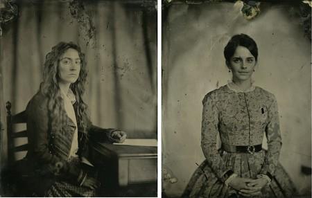 Así se verían realmente Emma Watson, Saoirse Ronan y el resto del reparto de 'Mujercitas' si hubieran sido retratados en el siglo XIX