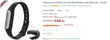 Xiaomi Mi Band Gearbest