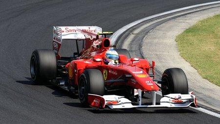GP de Hungría de Fórmula 1: Fernando Alonso saldrá desde la tercera posición tras unos Red Bull de otro mundo