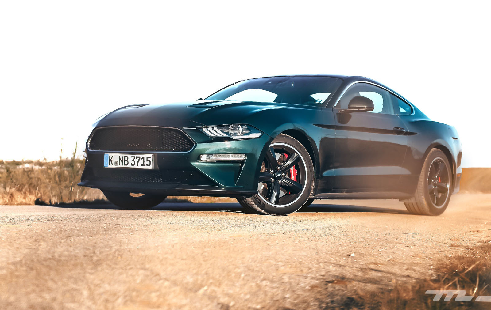 Foto de Ford Mustang Bullitt (prueba) (10/45)