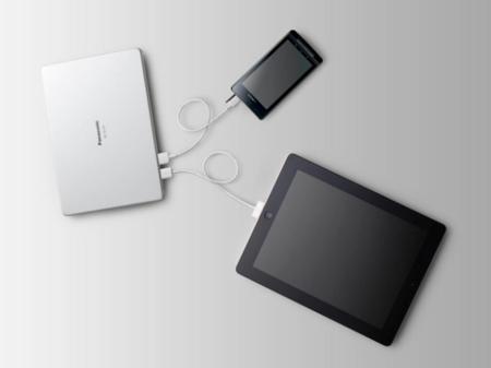Panasonic se ofrece a dar más energía a nuestros gadgets