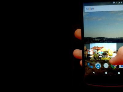 Android Nougat tiene un modo oculto para tomar capturas de pantalla de una región