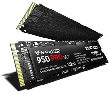 Samsung 950 PRO, este SSD súper-compacto es para los que buscan velocidad