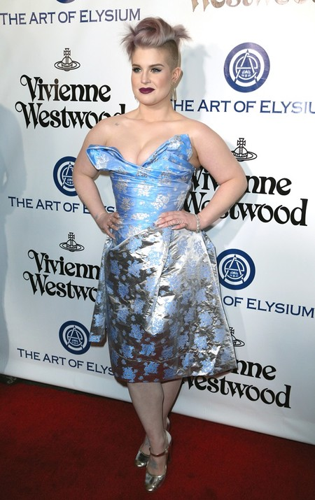 Kelly Osbourne en The Art of Elysium Heaven Gala