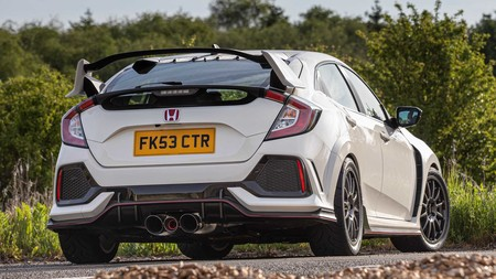 Honda Civic Type R One Off