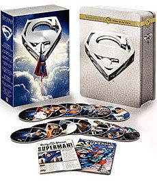 Superman DVD Edición Coleccionista