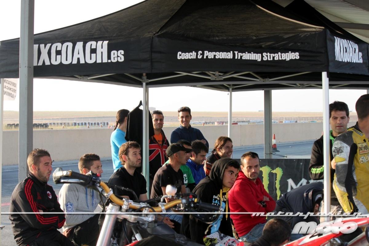 Foto de Curso Supermotard con MXCoach; descubrimos el coaching (1/9)