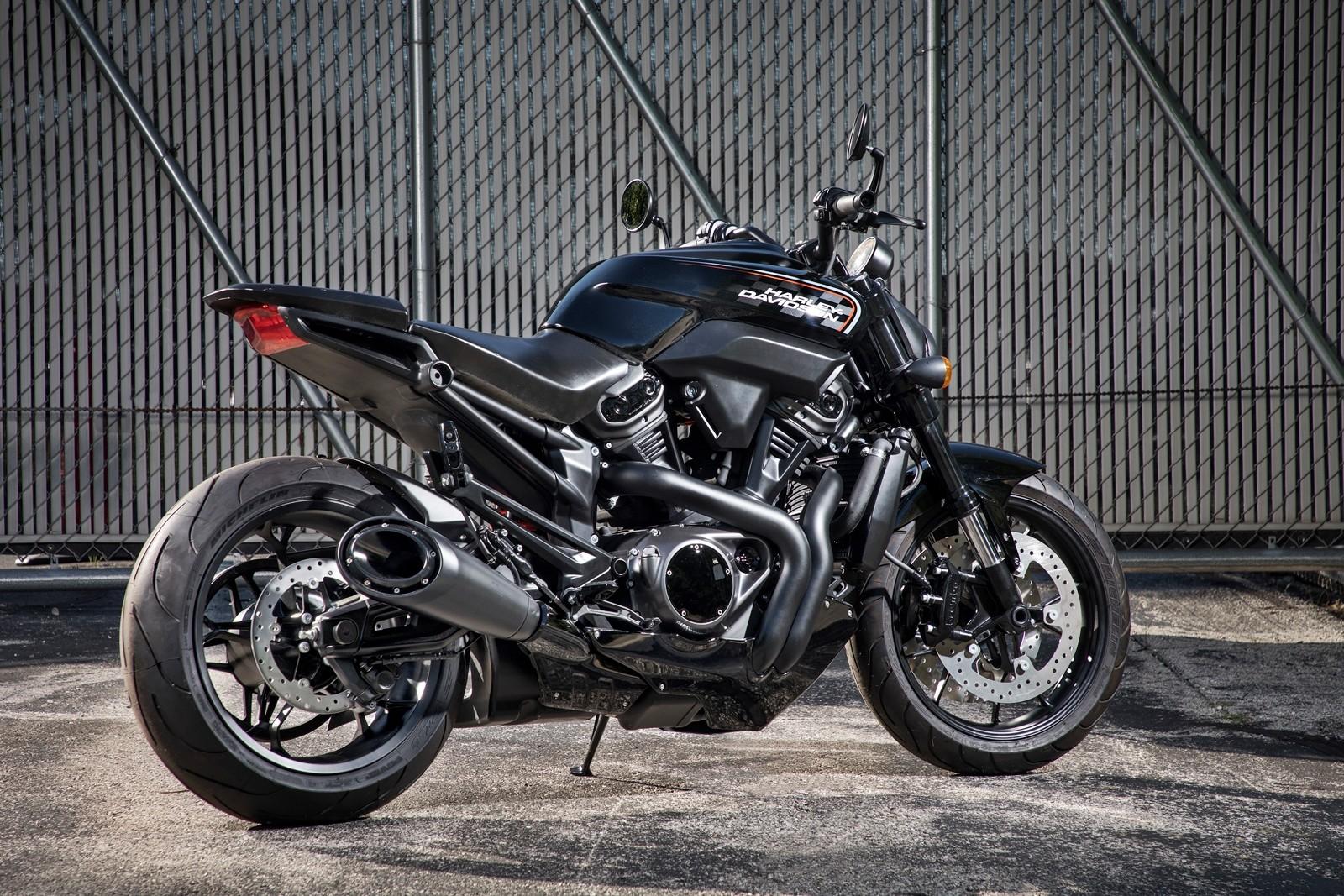 """Foto de """"Más carreteras para Harley-Davidson"""" (1/7)"""