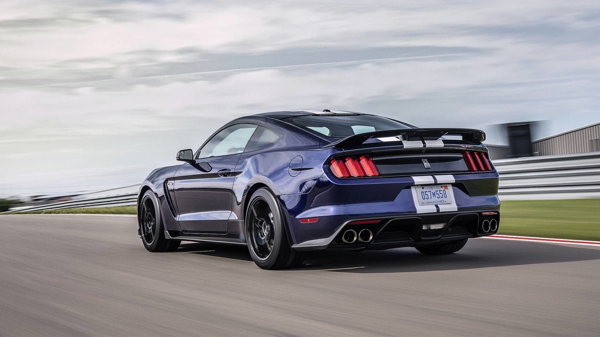 Foto de 2019 Ford Mustang Shelby GT350 (3/11)