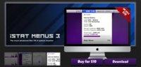iStat Menu 3, renovación de la aplicación para monitorizar nuestro Mac